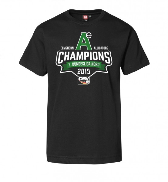 "T-Shirt ""Champions 2019"" for Kids"