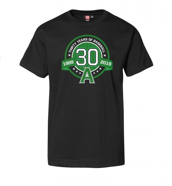 "T-Shirt ""30 Years of Baseball"" for Kids"