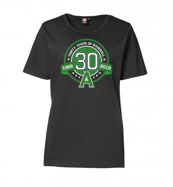 "T-Shirt ""30 Years of Baseball"" for Ladies"