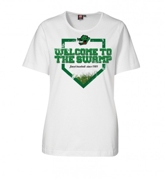 "T-Shirt ""Welcome to the Swamp"" for Ladies"