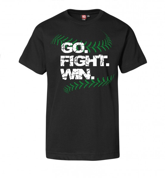 "T-Shirt ""Go. Fight. Win."" for Kids"